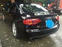 Cần bán xe cũ Audi A4 1.8T đời 2008, màu đen xe gia đình