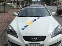 Cần bán Hyundai Genesis AT đời 2010, màu trắng