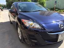 Bán Mazda 3 1.6AT sản xuất 2010, màu đen số tự động, giá chỉ 525 triệu