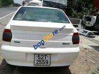 Cần bán gấp Fiat Siena đời 2001, màu trắng