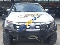 Bán Ford Ranger MT đời 2013, màu trắng