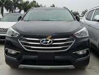 Hyundai Santa Fe 2016 Full giá tốt, hỗ trợ trả góp tới 80%, xe giao ngay LH: 0906053600