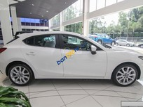 Bán xe Mazda 3 đời 2016, màu trắng, giá 725tr