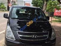 Cần bán xe Hyundai Starex đời 2008, màu đen
