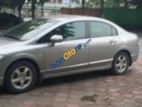 Bán xe Honda Civic sản xuất 2006, màu bạc số sàn