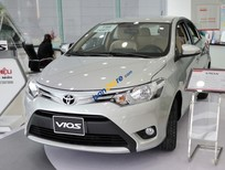 Toyota Vios 1.5E số sàn ưu đãi 40 triệu tại Toyota Đông Sài Gòn - Gò Vấp