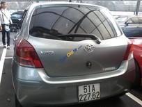 Bán xe cũ Toyota Yaris 1.5AT 2011, màu xám, nhập khẩu nguyên chiếc