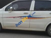 Bán Daewoo Matiz MT đời 2003, màu trắng