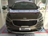 Kia Sedona - mẫu xe gia đình cỡ lớn đầy đủ tiện nghi, option hiện đại - giá tốt, hỗ trợ vay lên đến 85%