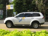 Bán xe Mitsubishi Pajero AT đời 2012, màu trắng, xe nhập chính chủ, 750tr