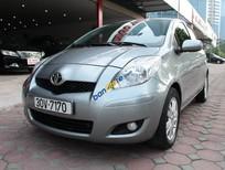 Bán xe cũ Toyota Yaris 1.3AT đời 2010, màu xám, nhập khẩu nguyên chiếc chính chủ