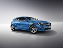 Cần bán Mercedes A200 đời 2016, màu xanh lục, nhập khẩu chính hãng
