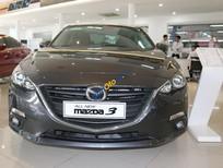 Cần bán Mazda 3 1.5 FL đời 2016, màu xám