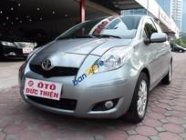 Bán Toyota Yaris 1.3AT đời 2010, màu xám, nhập khẩu chính chủ