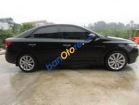 Cần bán gấp Kia Forte năm 2012, màu đen còn mới