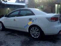 Cần bán lại xe Kia Forte 1.6AT đời 2011, màu trắng số tự động