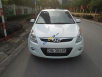 Bán Hyundai i20 AT đời 2011, màu trắng, nhập khẩu chính hãng