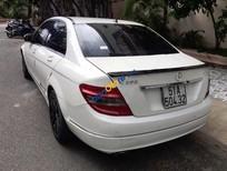 Cần bán xe Mercedes C200 đời 2008, màu trắng