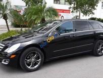 Bán Mercedes R350 4MATIC đời 2007, màu đen, xe nhập chính chủ