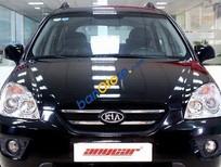 Bán Kia Carens EX 2.0MT sản xuất 2009, màu đen
