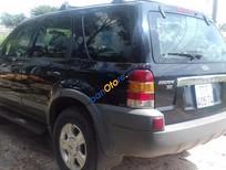 Bán xe cũ Ford Escape đời 2003, màu đen chính chủ