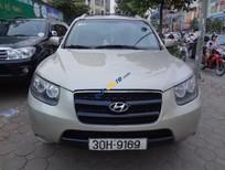 Bán xe cũ Hyundai Santa Fe CRDi đời 2007 chính chủ, giá tốt