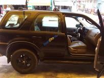 Bán xe cũ Ford Escape đời 2002, màu đen xe gia đình