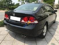 Bán Honda Civic 1.8AT đời 2008, màu đen chính chủ