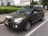 Cần bán lại xe Kia Carens S sản xuất 2014, màu nâu