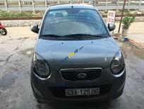 Cần bán xe cũ Kia Morning sport đời 2010, màu bạc như mới