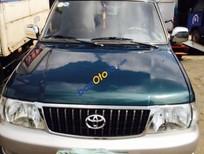 Bán Toyota Zace GL đời 2004, màu xanh dưa