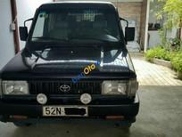 Bán Toyota Zace năm 1996, màu đen