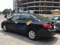 Bán ô tô Toyota Corolla altis đời 2010, màu đen