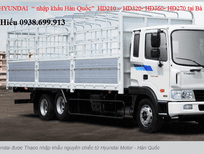 Giá xe tải Hyundai HD210-bán xe tải Hyundai 3 chân rẻ nhất Bà Rịa Vũng Tàu