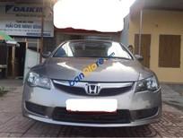 Cần bán xe Honda Civic 1.8MT năm 2010, màu xám xe gia đình, 435tr