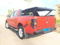 Bán Ford Ranger Wildtrak đời 2014, màu đỏ số tự động