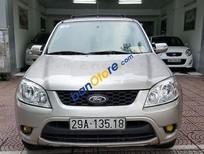Cần bán xe Ford Escape XLS đời 2011, màu vàng