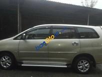 Cần bán Toyota Innova MT đời 2006 giá 520tr