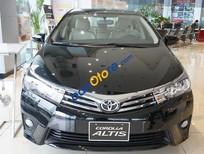 Cần bán xe Toyota Corolla altis 1.8G AT đời 2016, màu đen, giá tốt
