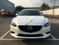 Mazda Long Biên - Mazda 6 2.5 2016 chính hãng, giao xe nhanh, hỗ trợ trả góp. Liên hệ để có giá tốt nhất: 0941.520.698