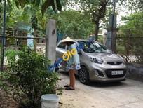 Bán Kia Picanto S đời 2014, màu xám, nhập khẩu như mới, giá 386tr