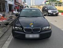 BMW 318i đời 2005 màu đen, xe đẹp chính chủ