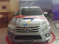 Toyota Gò Vấp cần bán Toyota Hilux 3.0 G mẫu mới, màu bạc, xe nhập Thái Lan giao ngay