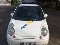 Cần bán xe Daewoo Matiz MT đời 2008, màu trắng, giá 122 triệu