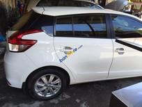 Bán xe cũ Toyota Yaris E đời 2015, màu trắng