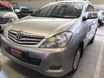 Bán Toyota Innova 2.0V đời 2008, màu bạc