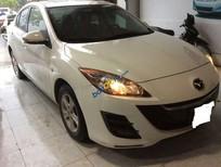 Bán xe Mazda 3 1.6AT đời 2010, màu trắng, xe nhập