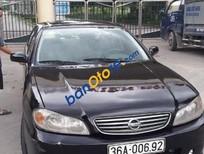 Xe Nissan Cefiro đời 1992, màu đen, nhập khẩu