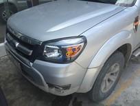 Cần bán xe Ford Ranger XLT đời 2009, màu bạc