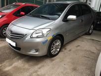 Toyota Vios G đời 2010, màu bạc, 545 triệu, biển Hà Nội